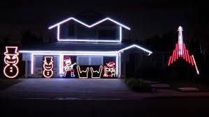 Slayer Christmas Light Show Slayer Christmas Lights 2013