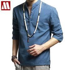Men's asian vest collarless