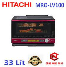 Lò vi sóng HITACHI MRO-LV100 nội địa Nhật 2nd 97%