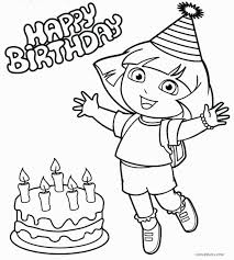 Luxury Dora The Explorer Coloring Pages Pdf Image Best Birthday