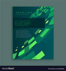 Abstract Design Company Company Business Brochure Page Abstract Design