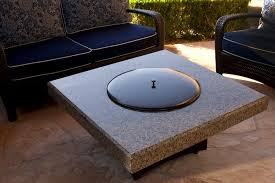 granite fire pit table propane firepit table square gas fire pit propane fire pit cover
