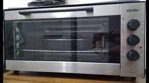 Simfer 4091 turbo 4004 midi fırın inceleme - YouTube