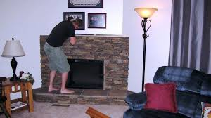 best of faux stone fireplace surround or faux stone fireplace mantel ideas 45 fake stone fireplace