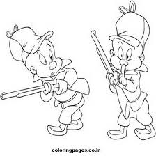 Elmer Fudd Coloring Pages Elmer Fudd Coloring Pages Coloring Pages