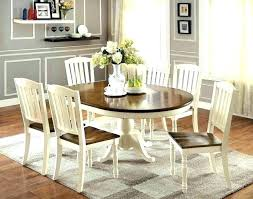 white pedestal dining table antique white round dining table pottery barn dining room furniture dining table oxford creek 5 piece antique white round dining