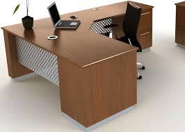 modern l shaped executive desk