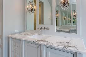 Light Gray Bath Vanity With Wall Mount VIntage Faucet French Delectable Inset Bathroom Cabinets Interior