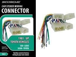 vehicle harness toyota 1981 up vehicle harness ta021 scosche wiring harness hy03b vehicle harness toyota 1981 up vehicle harness