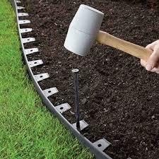 garden flowerbed rhcom plastic border black lawn rhnomadikco landscape landscape border plastic plastic border black lawn