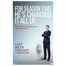 last week tonight john oliver official hbo store last week tonight john oliver season 2 poster