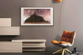 Television Frame Design Samsungs Latest Frame Tv Features Improved Hdr And New