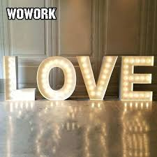light up letters diy giant marquee light up letters diy