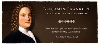 benjamin franklin  in search of a better world   programming    benjamin franklin  in search of a better world