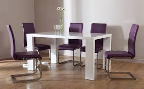 perfect stockholm perth dining set purple ly 499 99 purple dining room