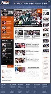 Website Template Newspaper Newspaper Website Template Free Tutmaz Opencertificates Co