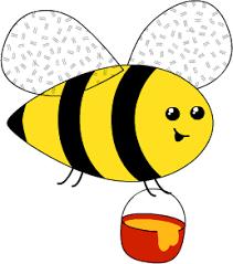 Resultado de imagem para imagens de abelhinhas