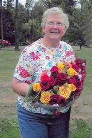 Marlene Esther Crosby December 5, 1932 - May 26, 2020