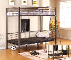 adjule loft bed convertible item w seat fold able desk beds height full size