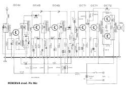 crystal radio wiring diagrams crystal wiring diagram collections transistor radio schematic