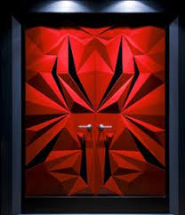 Wonderful Cool Door Designs A To The Entrence O With Impressive Ideas