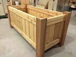 personal office design ideas. custom made doors exterior custommade com red cedar planters by frank gaccione decorating ideas for personal office design