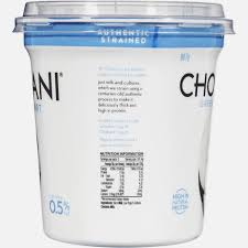 chobani no fat plain yoghurt 12g woolworths chobani plain yogurt nutrition label