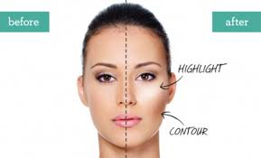 makeup the power of contouring