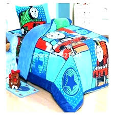 Train Twin Bed Toddler Set Beautiful And Friends Bedroom Thomas The ...