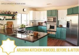 ARIZONA KITCHEN REMODEL BEFORE AFTER Capella Kincheloe Custom Kitchen Remodeling Arizona Decoration