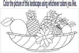 Printable Fruit Coloring Pages Best Fruit Coloring Pages Ideas On
