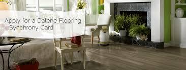 dalene flooring financing