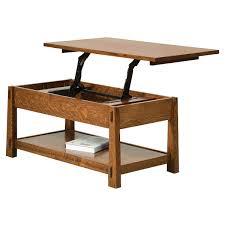 modesto open lift top coffee table