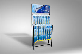 Wiper Blade Display Stand clean sweep for MEYLE wiper blades 60