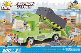 Civil Service <b>Dump Truck</b>. COBI 1677. - <b>Конструкторы COBI</b>