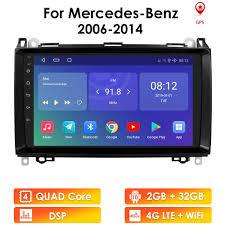 2GB 32GB <b>Android 10 2 Din</b> 9'' Car Radio for Mercedes Benz B200 ...