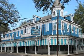 commander s palace restaurant in the garden district of new orleans