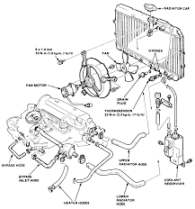 Photos of 2000 honda civic cooling system diagram large size