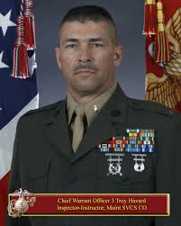 inspector instructor maintenance services company > marine corps chief warrant officer havard a native of lufkin texas attended boot camp in of 1991 as a private after graduating from mct and 3521 mos school and