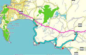 from cape town to pe via garden route