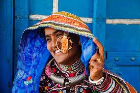 Image result for gujarati culture ladies images