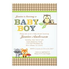 Owl Baby Shower Invitations For BoysOwl Baby Shower Invitations For Boy