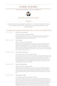 Business Associate Resume Samples Visualcv Resume Samples Database