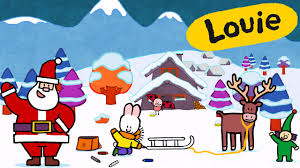 Christmas For Kids Louie And Santas Assistant Christmas Special Learn To Draw