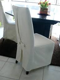 white dining room chair covers white dining room chair slipcovers