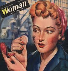 the history of makeup cebtury 20th decade de 40