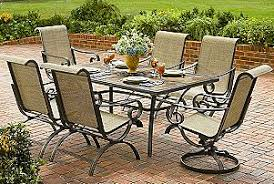 Furniture Unique Walmart Patio Furniture Patio Set And Kmart Patio