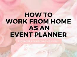 It s my dream job to be a wedding planner  I m going to school Our Wedding Ideas