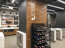 Amazon Go Store Design Amazon Go Rolls Out Cashier Less Shopping In The Loop