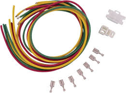 ricks motorsport electric rectifier regulator wiring rectifier regulator wiring harness connector kit 11 108